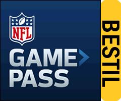 Stream Live eller forskudt med Gamepass - Bestil her