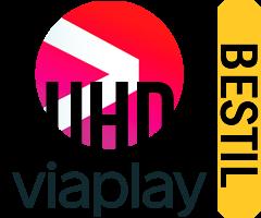 Stream Live eller op til 48 timer forskudt med Viaplay Sport i Ultra HD - Bestil her