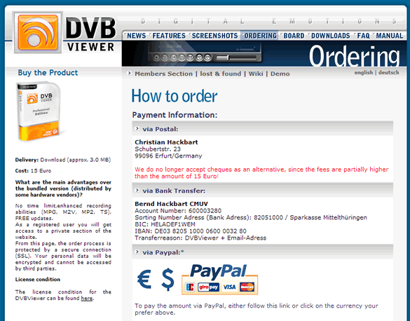 dvbviewer_ordering