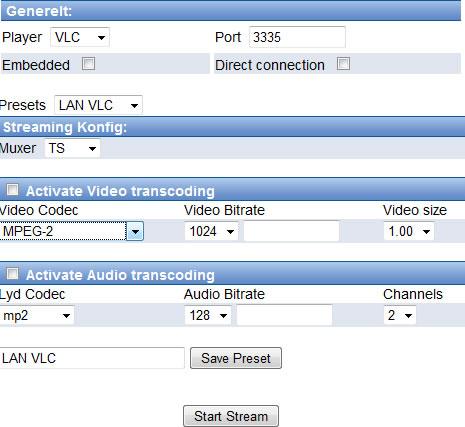 dvbviewer webserver stream