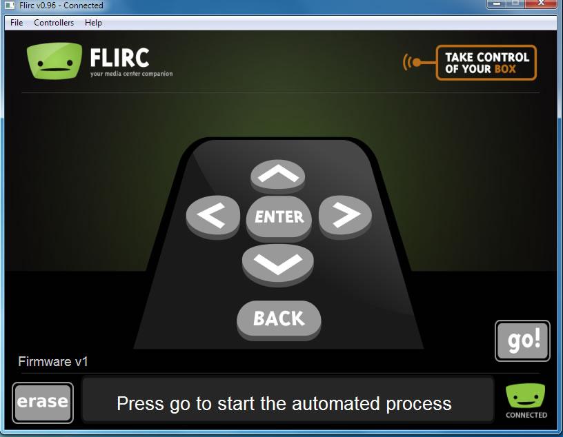 flirc setup1
