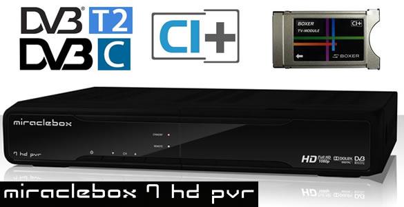 Miraclebox 7 HD Test
