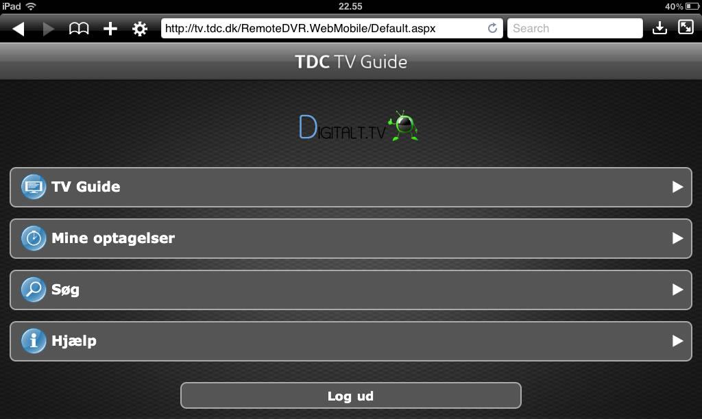 tdc tv online