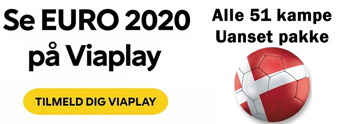 Euro 2020 Viaplay