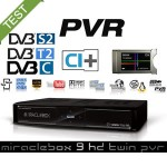 Miraclebox 9 Twin HD PVR