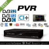 Foto af Miraclebox 9 Twin HD PVR
