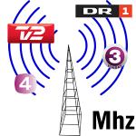 frekvenser tv antenne