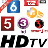 Foto af HDTV indeks – Hviken tv-udbyder har flest HD kanaler?