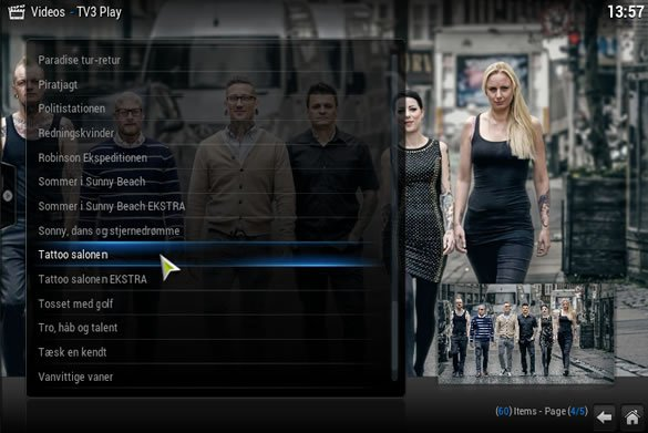tv3 play xbmc