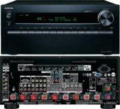 Foto af Onkyo præsenterer nogle af de dyrere 2013 receivere
