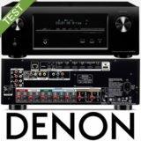 Photo of Denon AVR-X2000