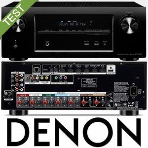denon AVR-X2000 test / anmeldelse