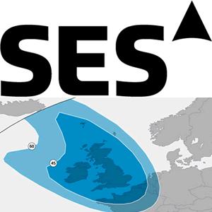 Astra 2E footprint