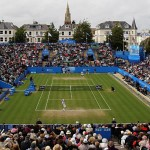 tennis græs