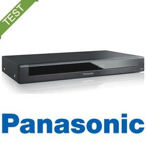 Panasonic DMR-BCT73 Test / Anmeldelse