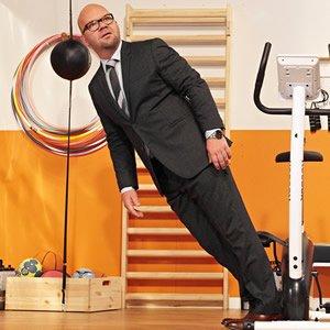 Rundt på gulvet TV 2 Lars Hjortshøj