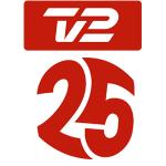 TV 2 fylder 25 år