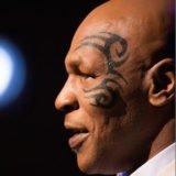Foto af Mike Tyson selvbiografiske show på C More i november