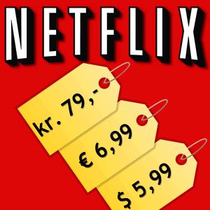 netflix priser