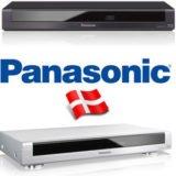 Foto af Her er Panasonics nordiske 2014 Blu-ray / harddiskoptagere