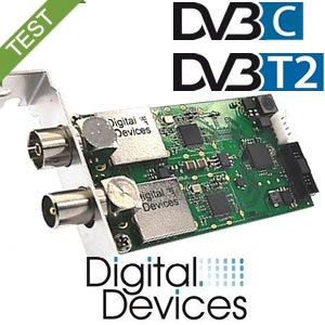 DuoFlex CT2 DVB-T2 Digital Devices Test Anmeldelse