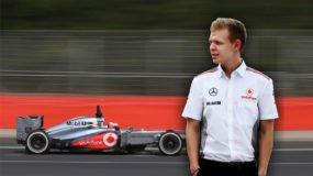 Foto af Se Formel 1 og Kevin Magnussen uden TV3+