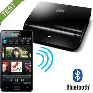 Grape Bluetooth Music Receiver test / anmeldelse