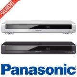 Foto af Panasonic harddisk/blu-ray optagere pris og funktionssammenligning