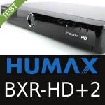 Humax BXR-HD+2 Test / Anmdelse