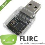 Foto af Flirc USB dongle – brug valgfri IR remote med din XBMC
