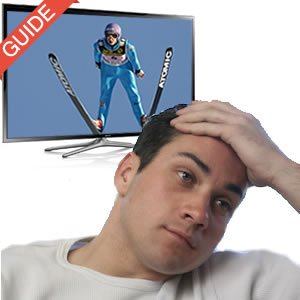 nytårs tv tømmermands-tv