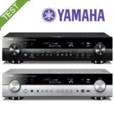 Photo of Yamaha RX-S600D slim surround receiver med DAB+
