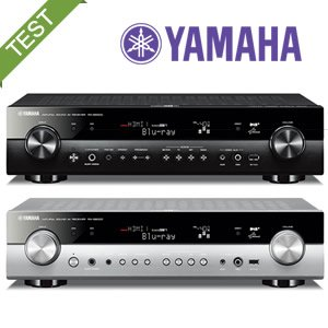 yamaha rx s600d slim surround receiver med dab test. Black Bedroom Furniture Sets. Home Design Ideas