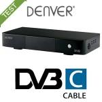 Denver DVBC-110HD Test / Anmeldelse