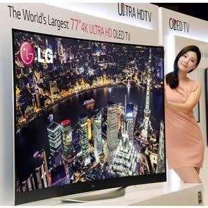 lg Ultra HD 77EC9800