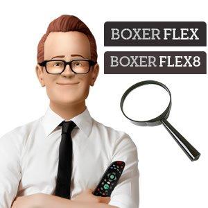 boxer flex prissammenligning