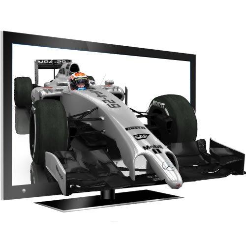 Formel 1 på TV 2017