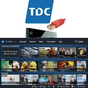 tdc tv arkiv