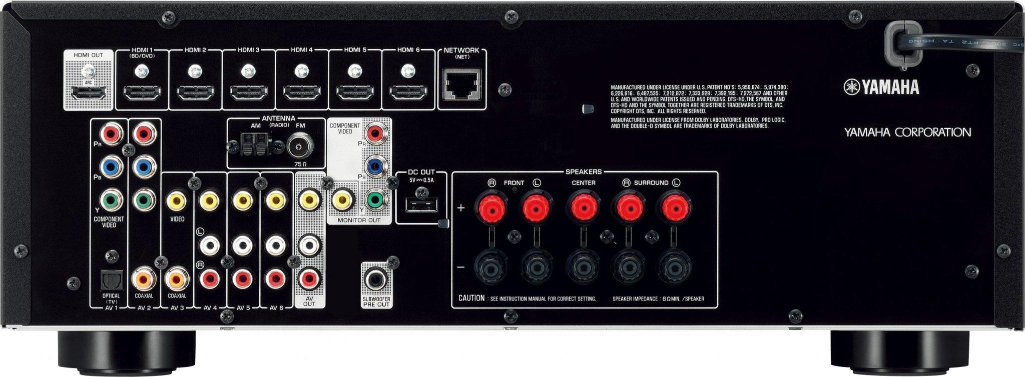 Her er yamaha 39 s 2014 surround receivere digitalt tv for Yamaha remote control app