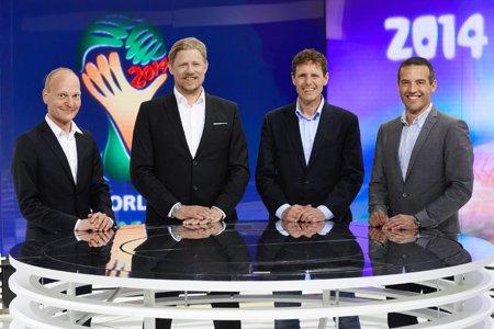 VM værter TV 2 studie