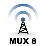 mux 8 DVB-T