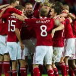Dansk Landshold fodbold Kanal 5
