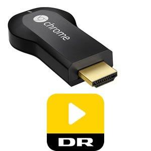 drtv chromecast