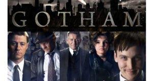 Foto af Slut med Gotham serien på C More