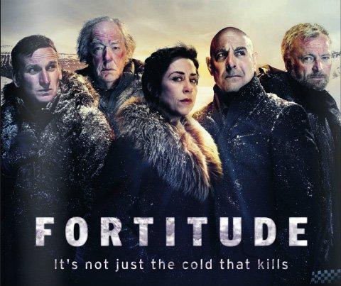 Fortitude Sofie Gråbøl TV 2