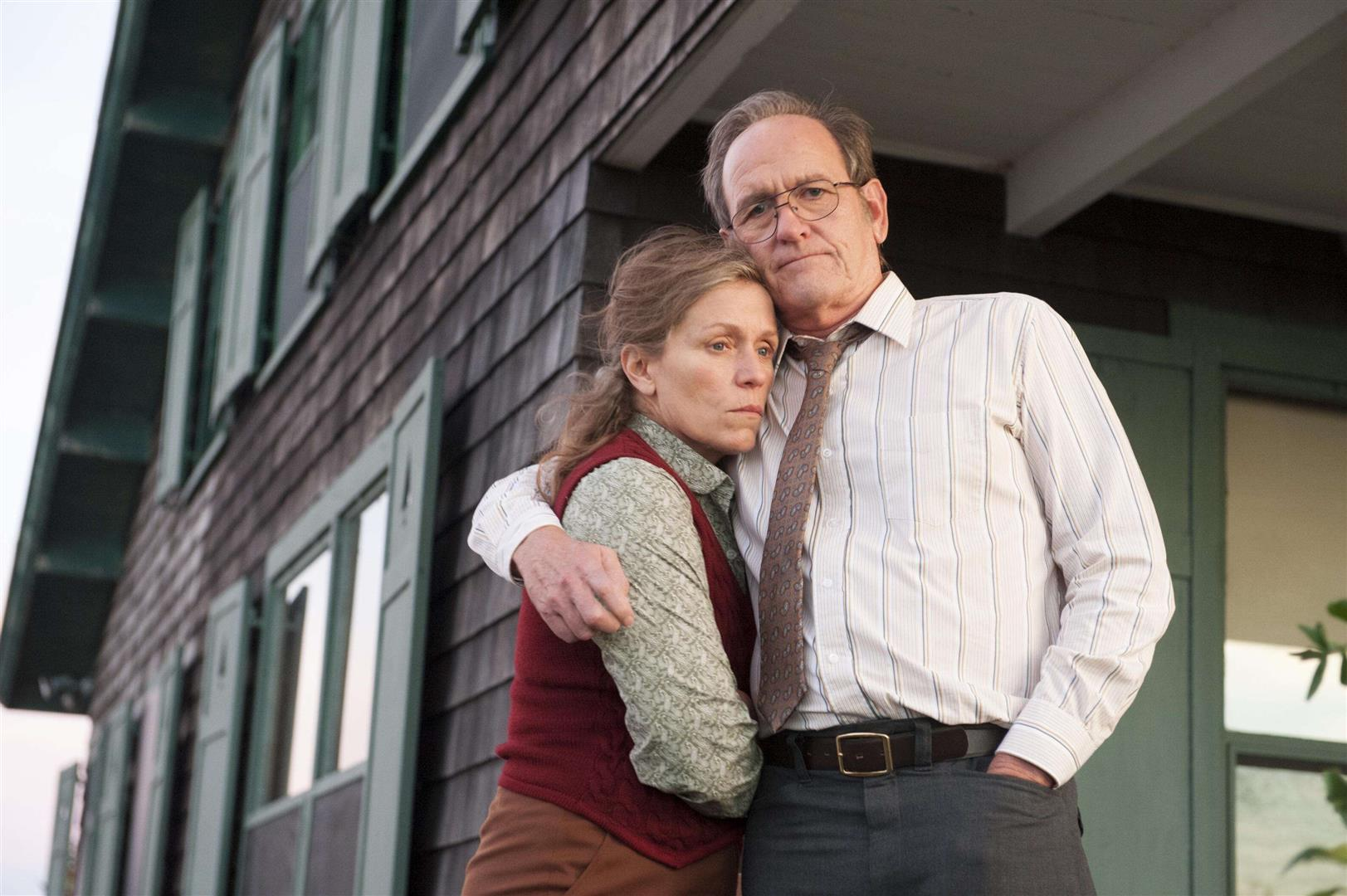 Olive Kitteridge hbo miniserie Olive Kitteridge, der kan ses på HBO Nordic og C More