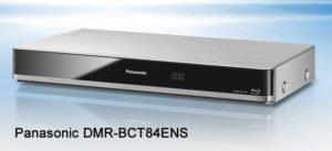 Foto af Panasonic DMR-BCT84ENS modtaget til test