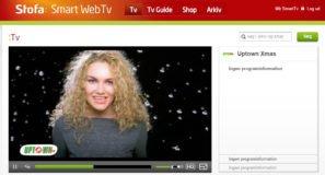 Foto af Julemusik kanal hos Stofa og YouSee