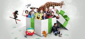 Foto af 10 tv-kanaler gratis i julen fra YouSee