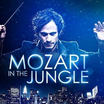 mozart in the jungle viaplay